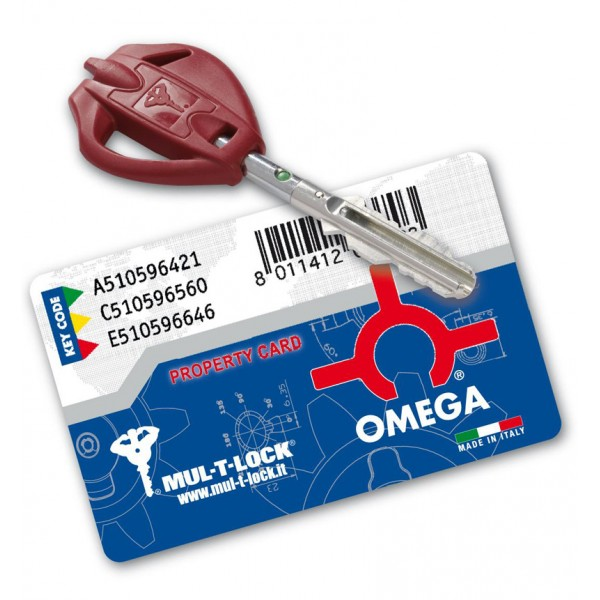 κλειδί omega plus